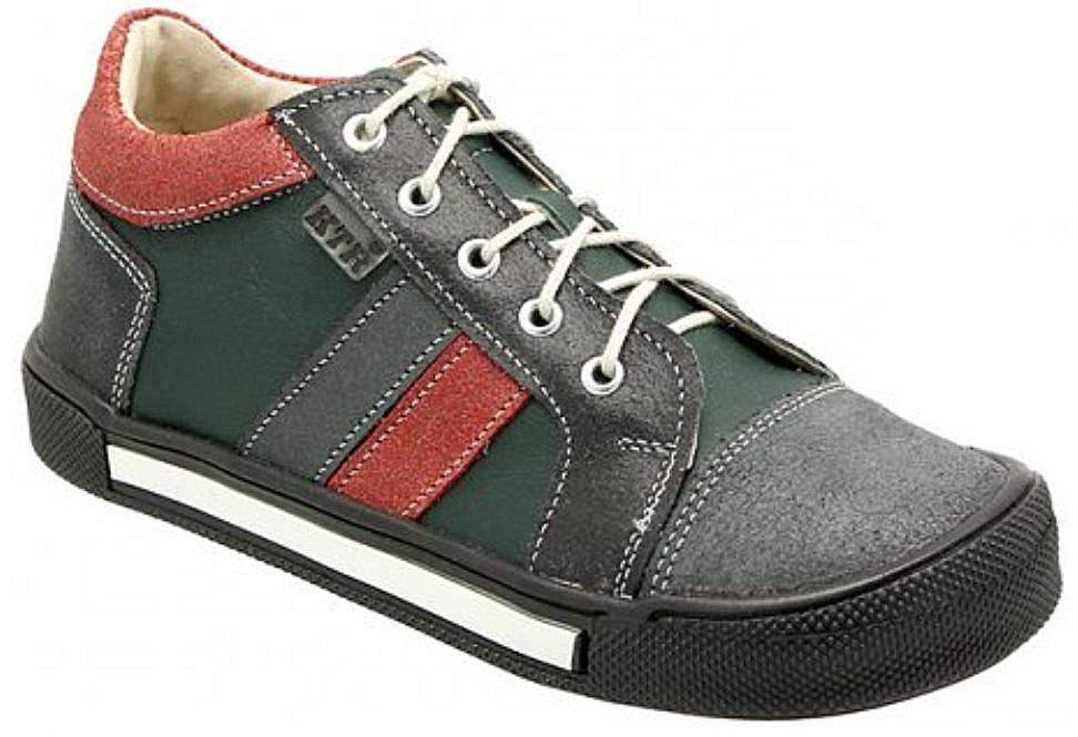Dětské celoroční boty KTR 165 šedá Velikost: 26 (EU)