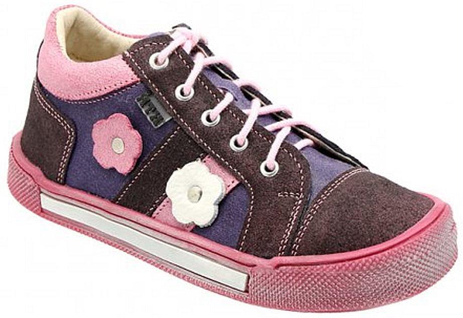 Dětské celoroční boty KTR 165 růžová Velikost: 27 (EU)
