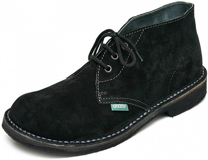 Pánská celoroční obuv Flexiko Sabath černá Velikost: 42 (EU)