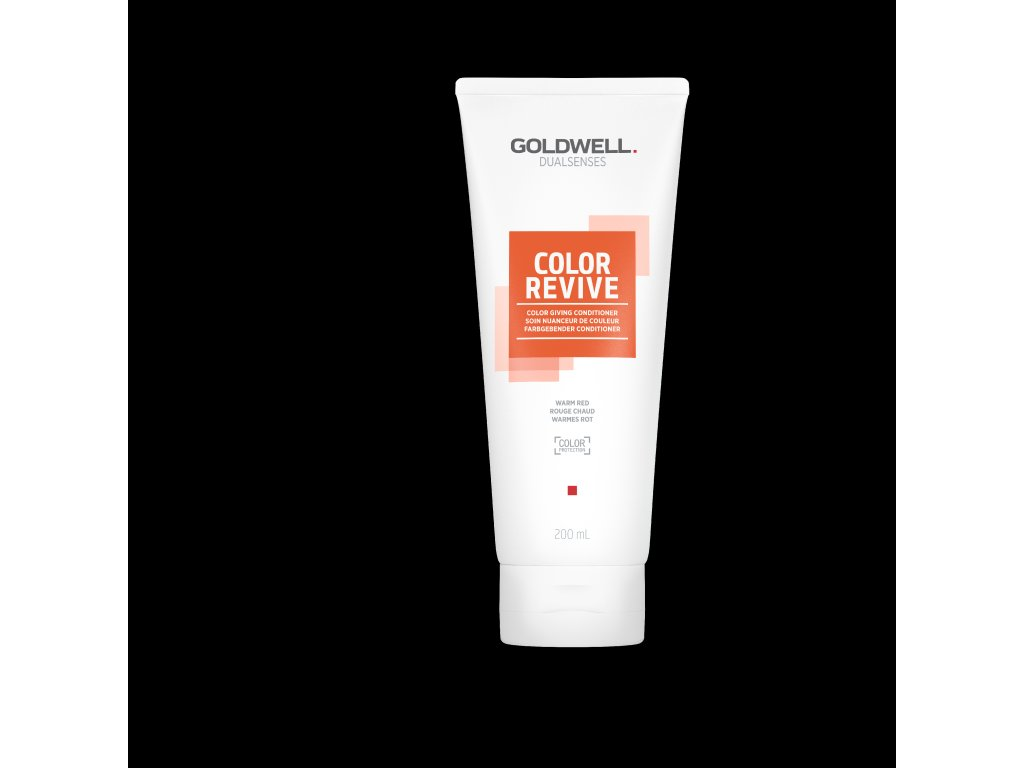 GW DS CoRe Conditioner WarmRed Tube 200ml RGB
