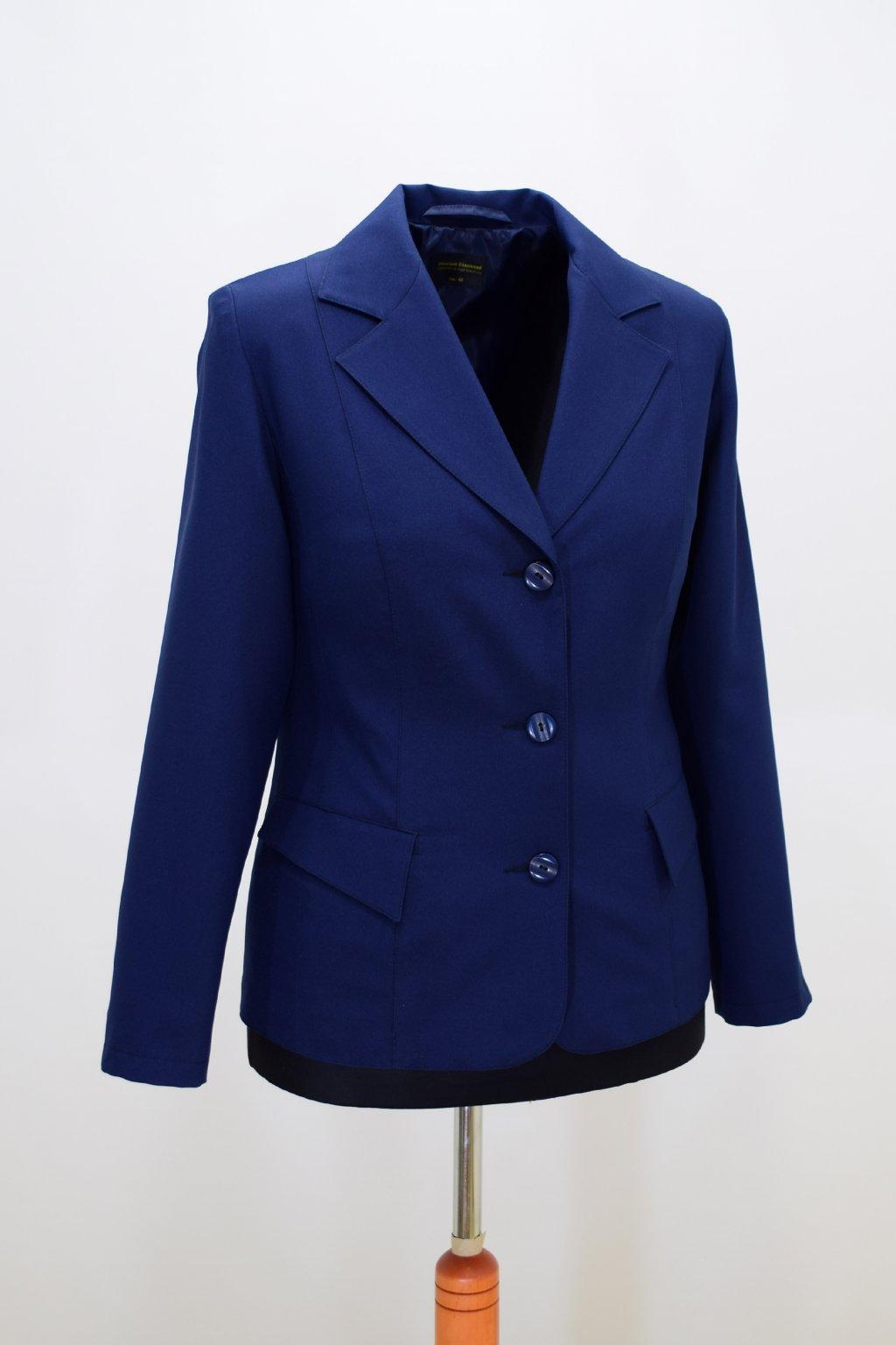 Dámské tmavě modré sako Manon.