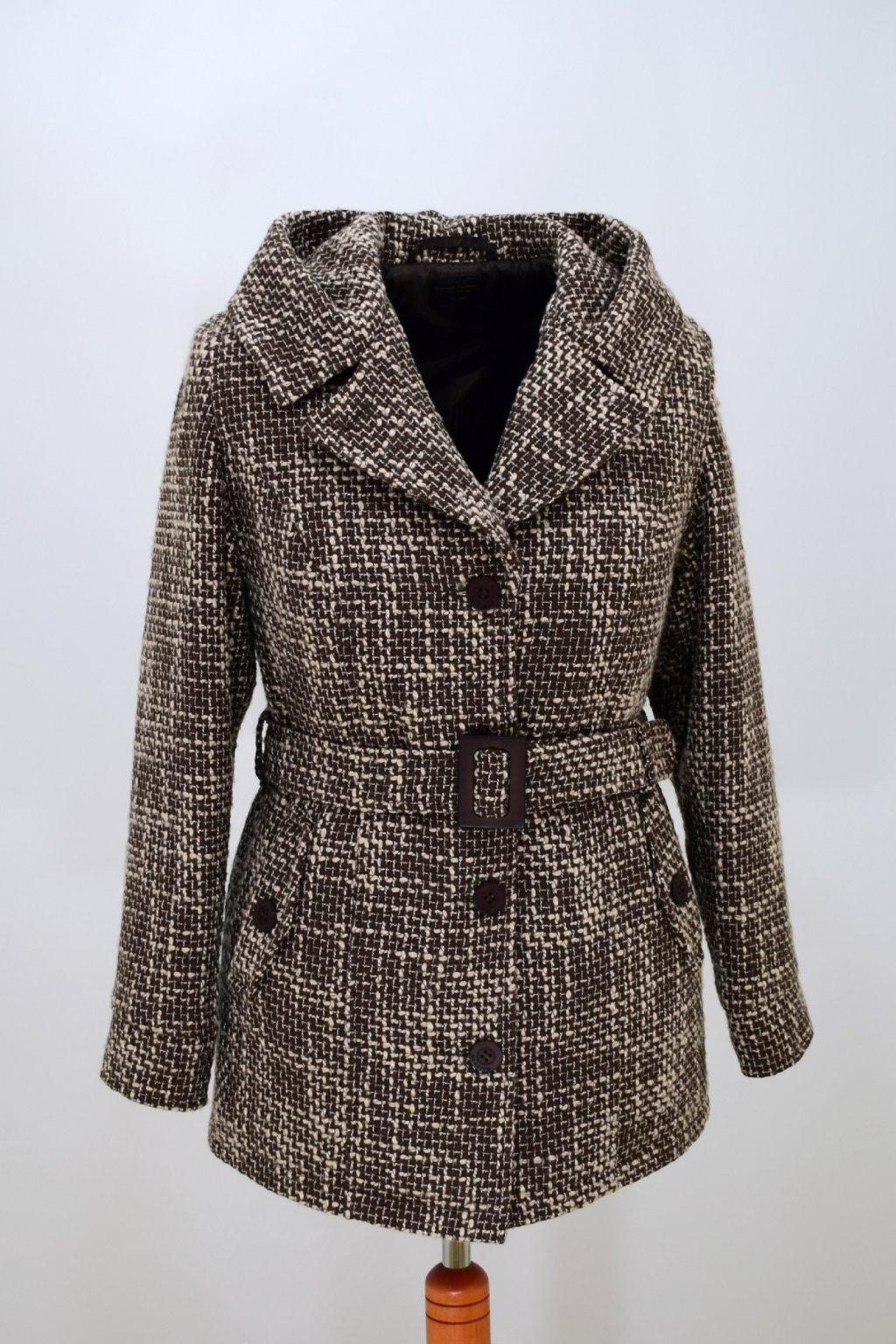 Dámský přechodový kabátek Aneta nadměrné velikosti