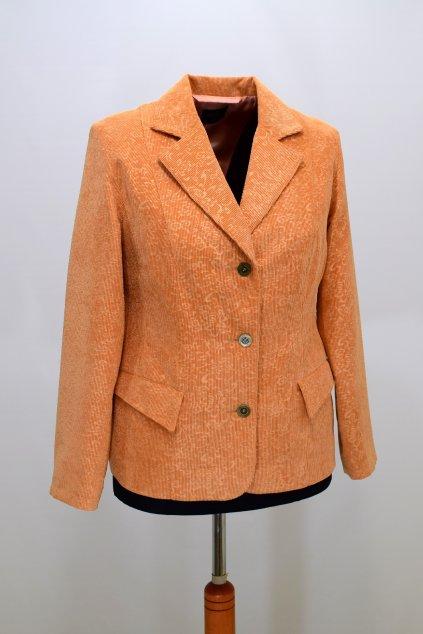 manžestrové sako