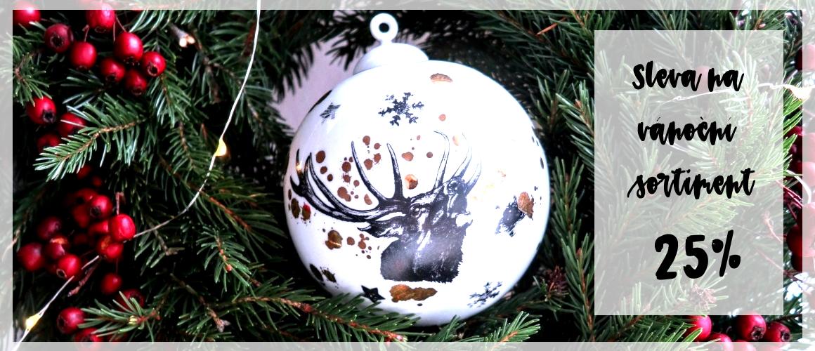 vánoce sleva