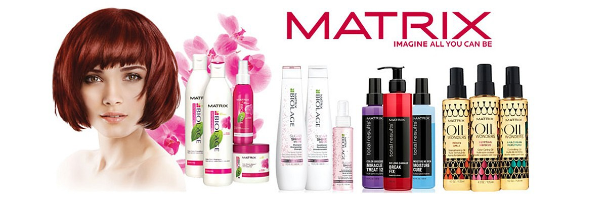 Matrix Total Results, Oil Wonders, Biolage