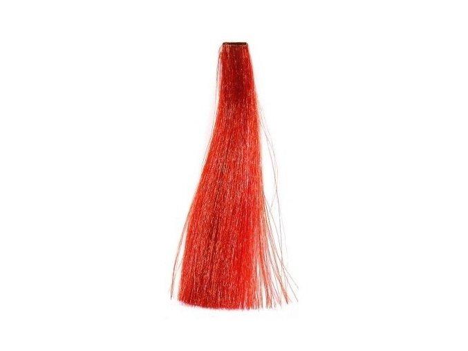 BLACK Melíry Barevný melírovací prášek v barvě Fire Red 250g