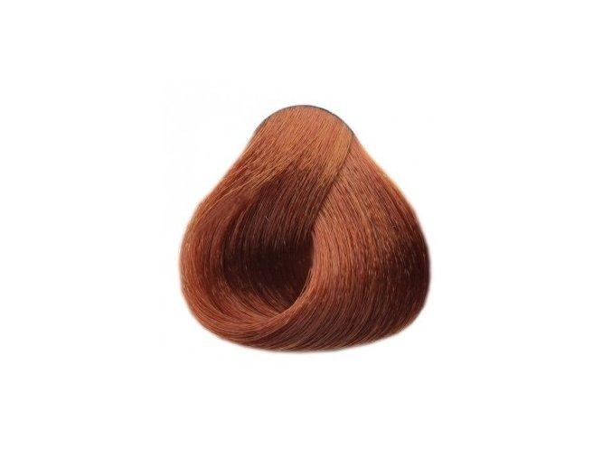 BLACK Sintesis Barva na vlasy 100ml - měděný střední blond 7-4