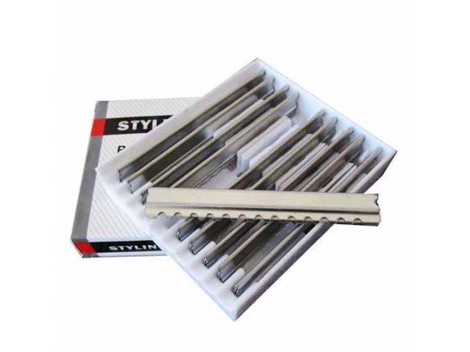 STYLING BLADE Professional Blades - speciální žiletky do efilačních břitev 1x10ks