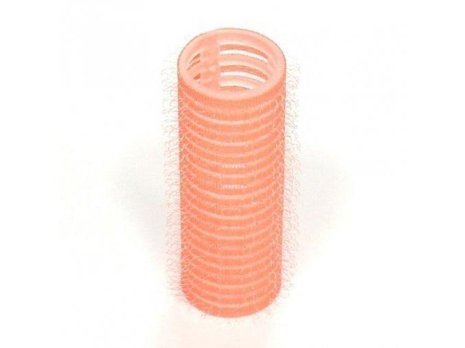DUKO Natáčky Velcro natáčky na vlasy 21mm růžové 6ks