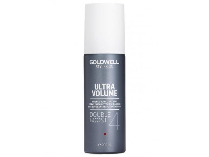 GOLDWELL Ultra Volume Double Boost 200ml - sprej pro objem od kořínků vlasů