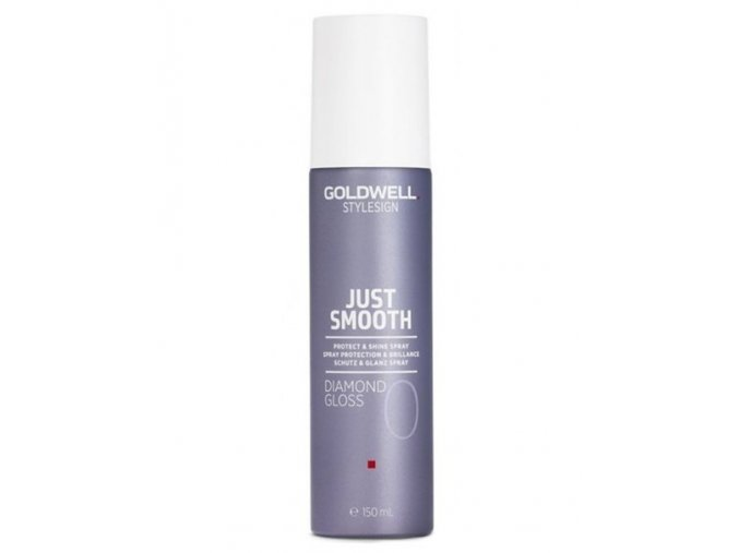GOLDWELL Just Smooth Diamond Gloss 150ml - sprej pro zářivý lesk vlasů