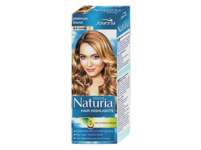 JOANNA Naturia Melír na vlasy - super platinová blond