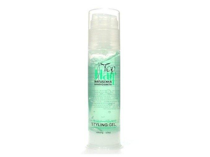 MATUSCHKA Top Hair - Stylingový gel na vlasy dávkovač 100ml