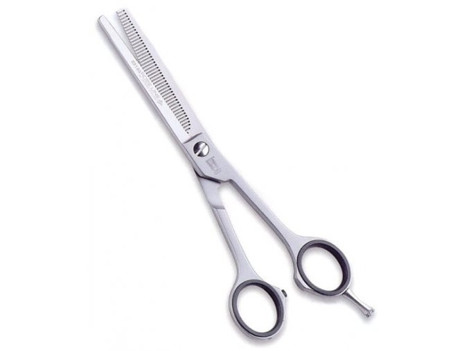 WITTE Solingen Rose Line nůžky na vlasy jednostranné efilační  6,5´ 82193