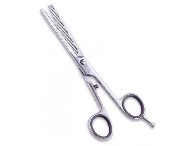 WITTE Solingen Rose Line nůžky efilační jednostranné Chiro  6,0´ 82551