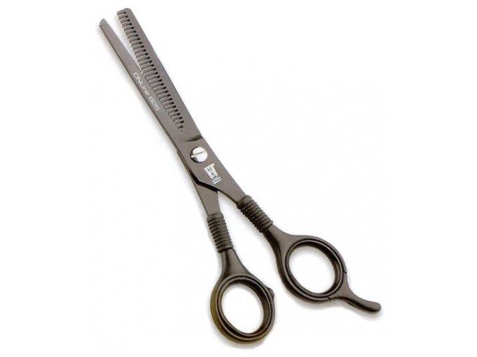 WITTE Solingen On Line kadeřnické nůžky na vlasy efilační  6,0´ ONL 625