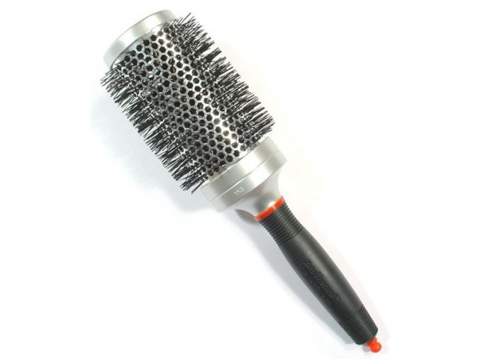 OLIVIA GARDEN Pro Thermal - kadeřnický kartáč na vlasy kulatý vyhřívací T 53