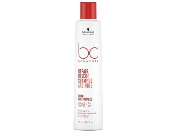 SCHWARZKOPF BC Repair Rescue Deep Nourishing Shampoo 250ml - regenerační šampon