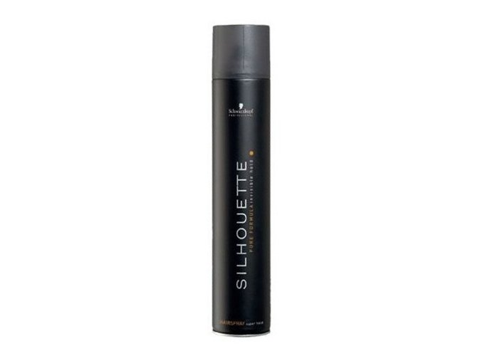 SCHWARZKOPF Silhouette Super Hold Hairspray - lak na vlasy 750ml