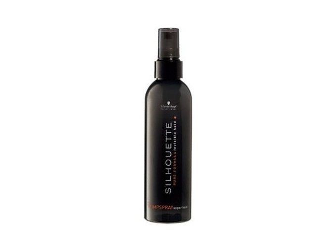 SCHWARZKOPF Silhouette Super Hold Pumpspray - lak na vlasy 200ml