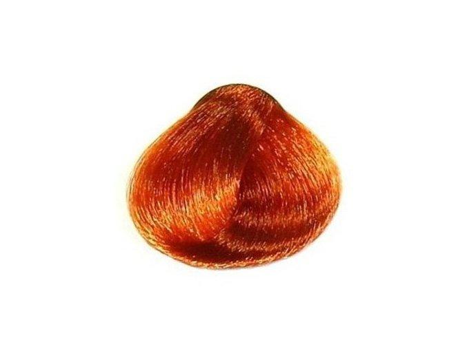 SELECTIVE Barvy Oligomineral Cream Colorante barva Měděná červená blond 7-64