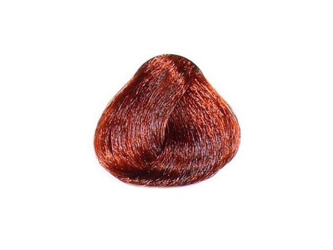 SELECTIVE Barvy Oligomineral Cream Colorante barva Purpurově světle hnědá 5-65