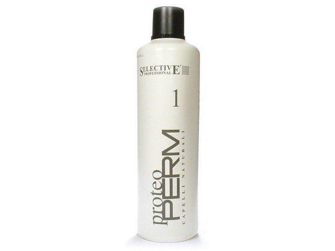 SELECTIVE Trvalé Proteo Perm 1000ml 1 - vlasová preparace pro normální vlasy