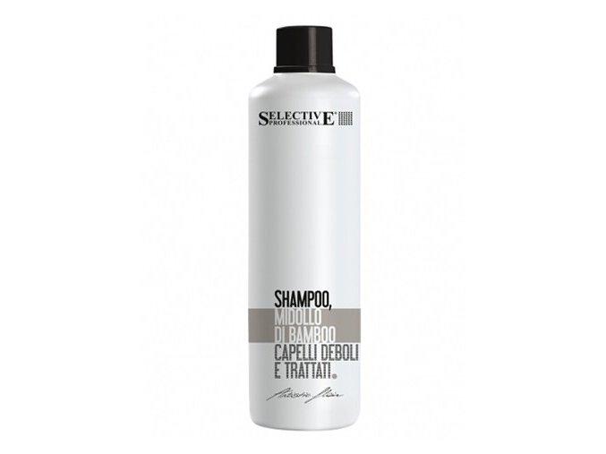 SELECTIVE Professional Midolo Shampoo 1000ml - regenerační šampon na roztřepené vlasy