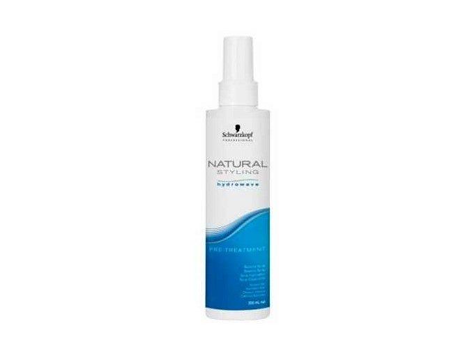 SCHWARZKOPF Natural Styling Pre Treatment ošetření před preparaci vlasů 200ml