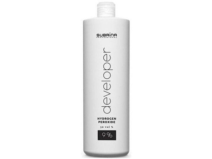 SUBRÍNA Oxidanty Cremeoxyd 9% (30vol) - krémový peroxid vodíků 1000ml