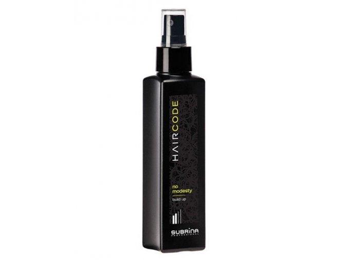 SUBRÍNA Hair Code No Modesty - Build Up Lotion pro objem a plnost účesu 150ml