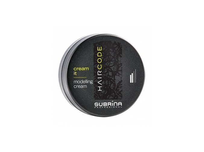 SUBRÍNA Hair Code Cream It Modelling Cream modelovací vlasový krém 100ml