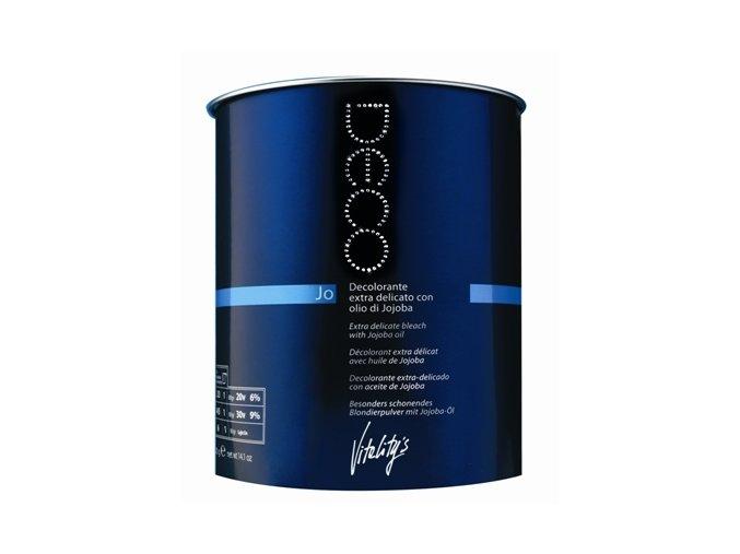 VITALITYS Art Deco-Jo platinový bílý melír s jojobovým olejem 400g
