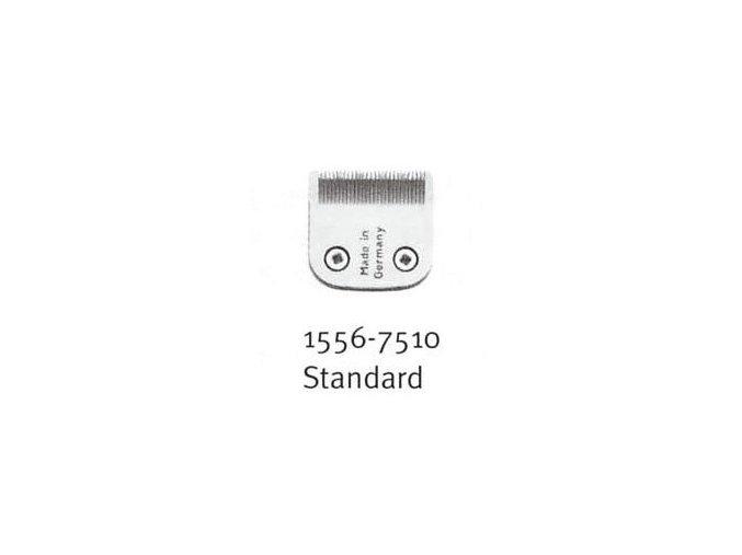 MOSER Stříhací nože Výměnná stříhací hlavice pro 1556 Akku  - Standard