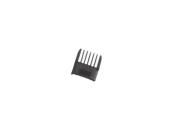 MOSER Nástavce Plastový stříhací hřeben pro 1411 a 1591 ChroMini - univerzální  3-6mm
