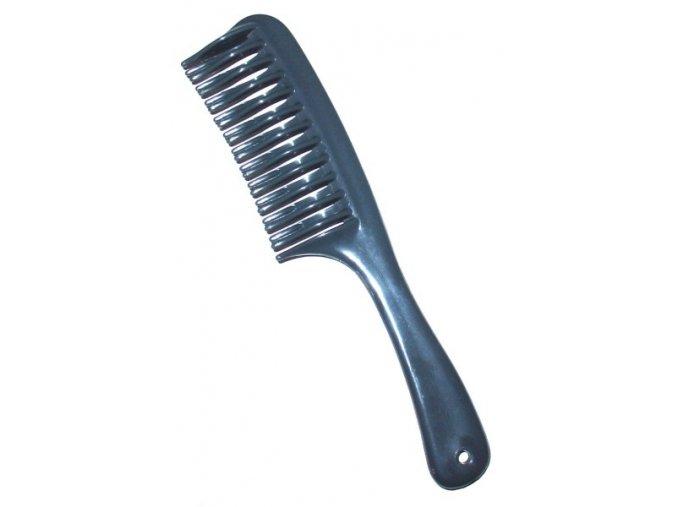 DUKO Hřebeny Petrson 1288 - hřeben na vlasy s ručkou - různé barvy
