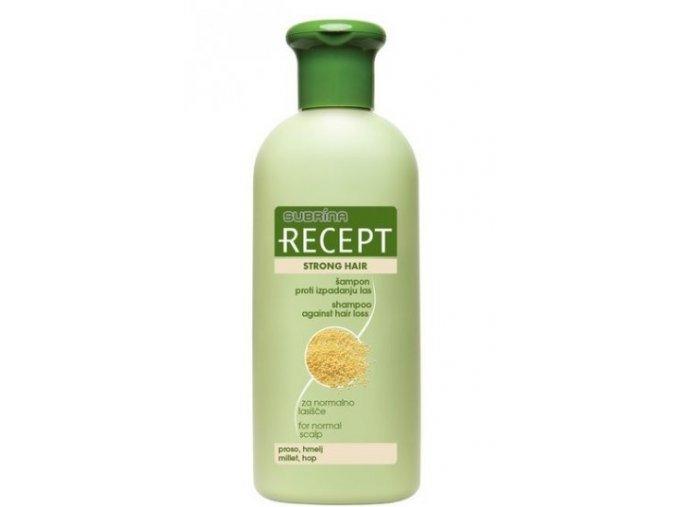 SUBRINA Recept Strong Hair šampon proti vypadávání vlasů 200ml