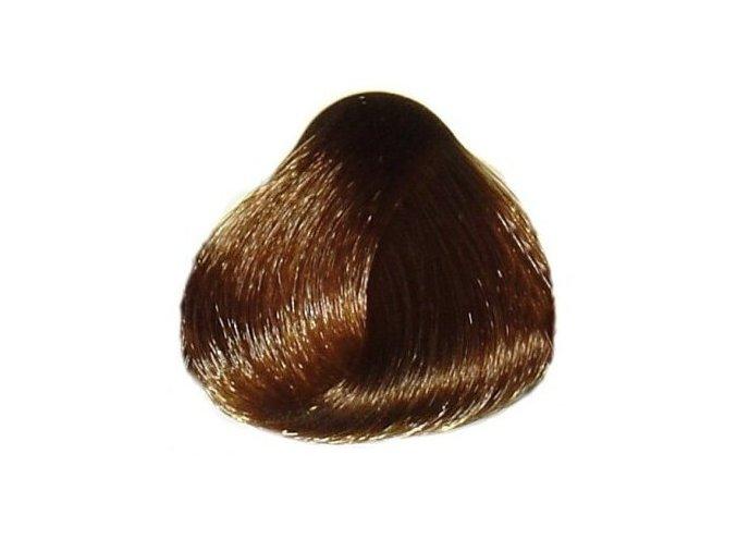 WELLA Koleston Permanentní barva Hnědozlatá tabákově hnědá 6-73