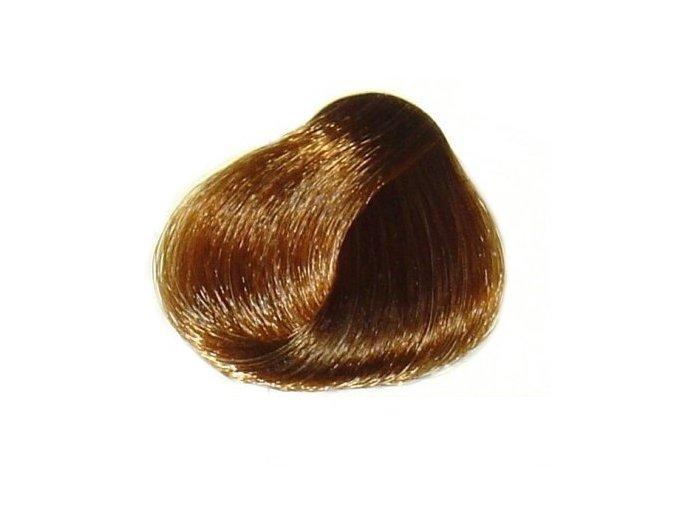 WELLA Koleston Permanentní barva na vlasy - Hnědozlatá mokka 7-73