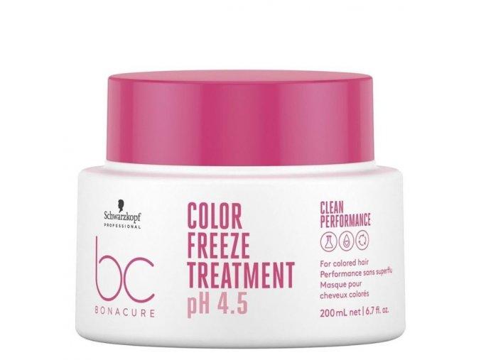 SCHWARZKOPF BC Color Freeze pH 4.5 Treatment - kůra pro zachování barvy 200ml