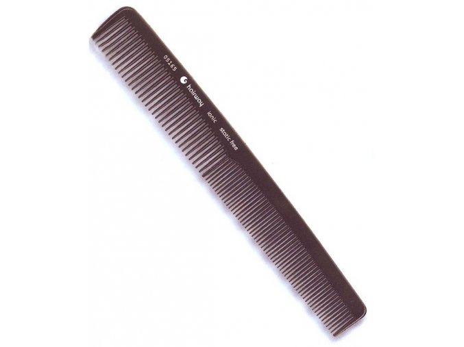 HAIRWAY Hřebeny Hřeben na stříhání vlasů Ionic 05165 - 174mm