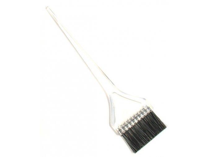 HAIRWAY Pomůcky Průhledný štětec na barvení vlasů široký 55mm