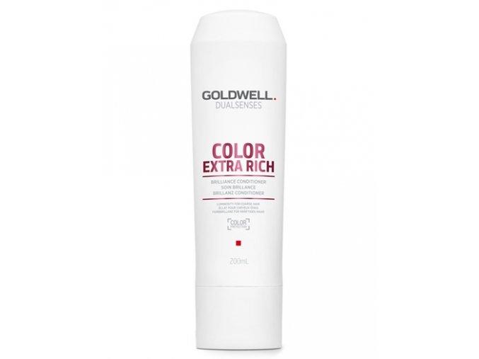 GOLDWELL Dualsenses Color Extra Rich Conditioner 200ml - kondic. pro barvené vlasy