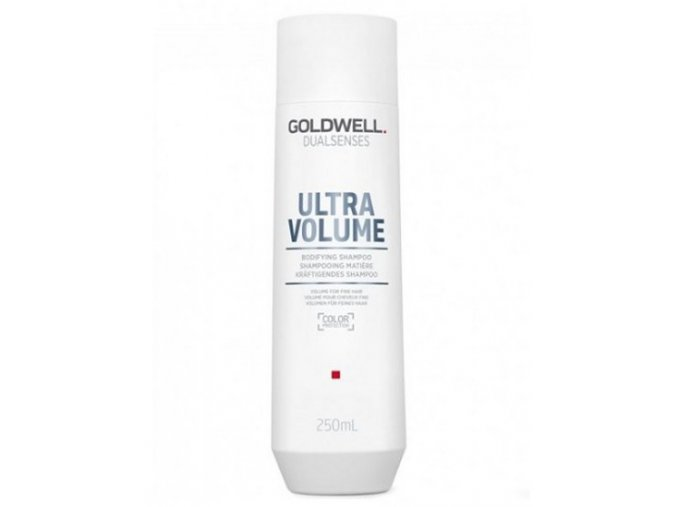 GOLDWELL Dualsenses Ultra Volume Gel Shampoo šampon pro větší objem 250ml