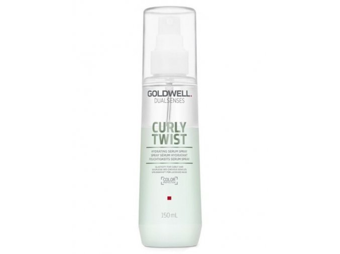 GOLDWELL Dualsenses Curly Twist Hydrating Serum Spray 150ml - pro vlnité a trvalené vlasy