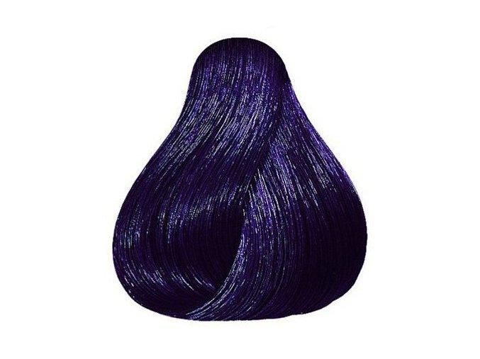 LONDA Professional Londacolor barva na vlasy 60ml - Tmavá hnědá fialová 3-6