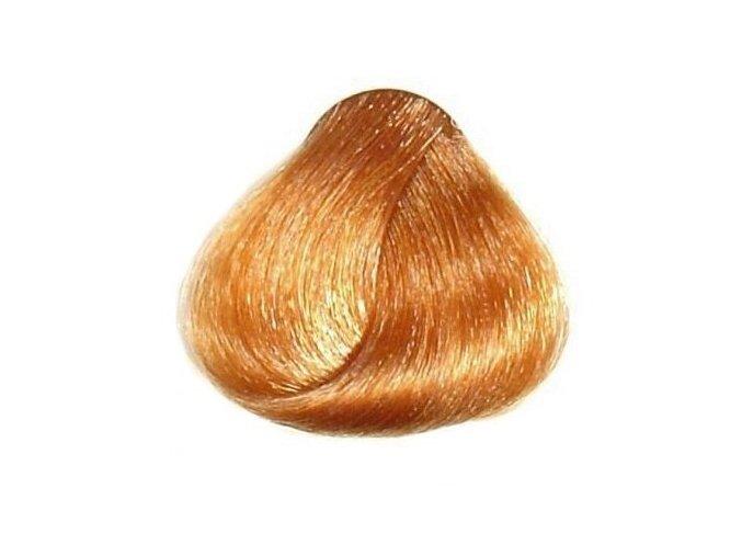 WELLA Koleston Permanentní barva Přírodní světlá blond měděná  8-04