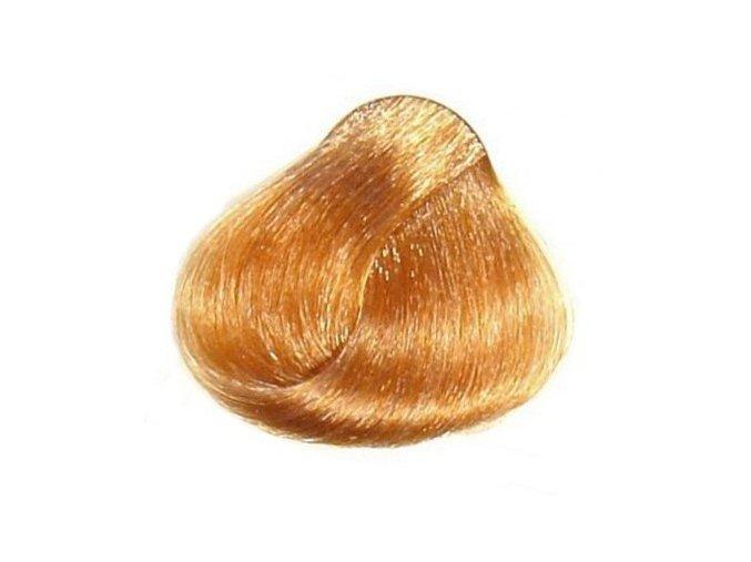 WELLA Koleston Permanentní barva Přírodní plavá blond měděná  9-04