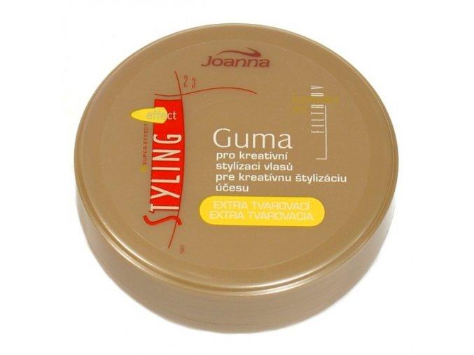 JOANNA Styling Guma pro stylizaci vlasů - extra tvarovací 100g