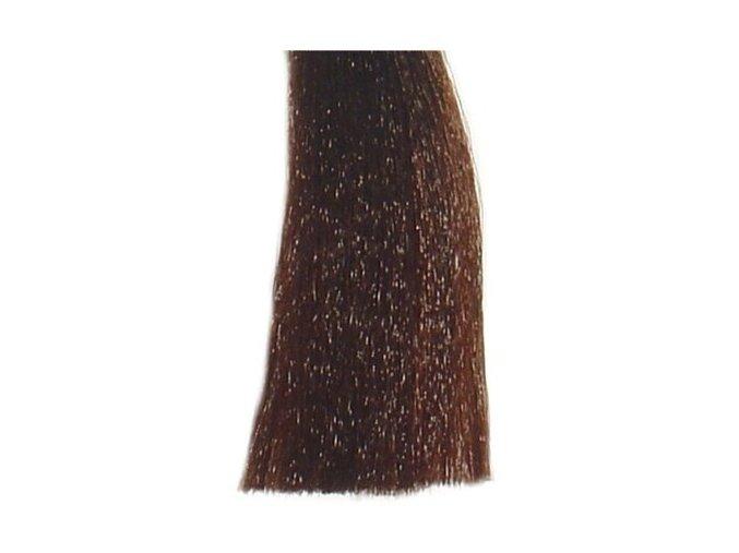BES Hi-Fi Hair Color Krémová barva na vlasy - Tmavá kaštanová 3-0